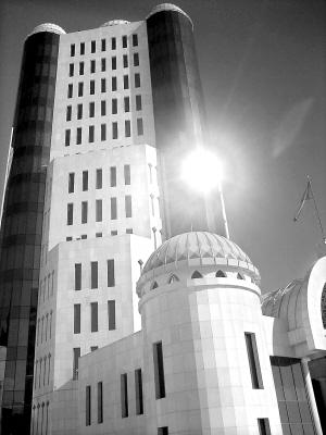 哈萨克斯坦,多远啊 -海南日报数字报刊