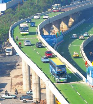 海南环岛高速路线桥