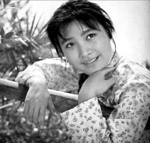 陈冲在电影《外国》中名著儿童电影小花图片