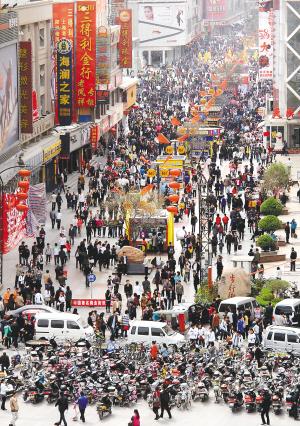 河南总人口预计本月过亿 -海南日报数字报