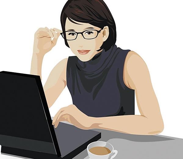 一位平时一直戴着600多度眼镜的女同学竟然没有眼镜