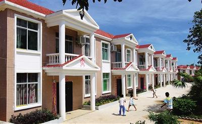 海南农村小型别墅