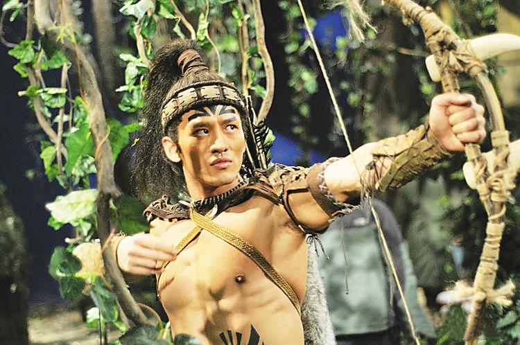 海南日报数字报-《远古大帝》: br>下一个本土文化