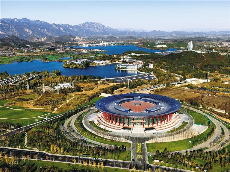 怀柔gdp_国内短假 北京雁栖湖畔,全新度假目的地,尽享蓝天,尽享自然