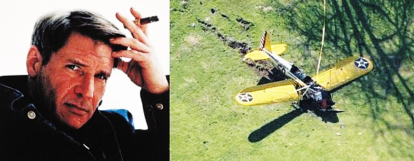 海南日报数字报-哈里森·福特坠机重伤