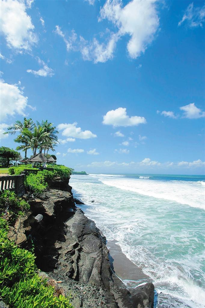 世界闻名的旅游胜地巴厘岛