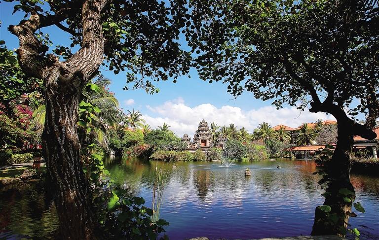 海南日报数字报-巴厘岛:什么让人神迷