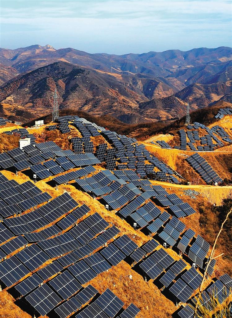 2015年我国能源结构