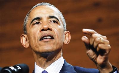 奥巴马演讲:欧洲要挺住!图片