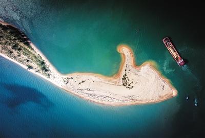 海口市东海岸如意岛