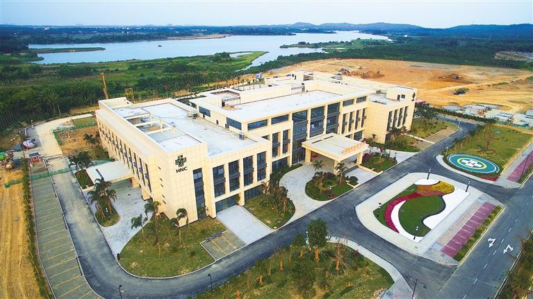 """博鳌乐城国际攻略v国际先行区内落成的重点项目,速度着""""成都见证""""西安到琼海3日自由行医疗图片"""