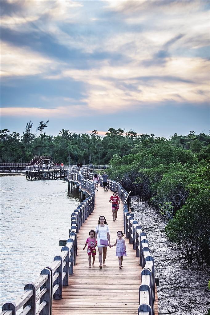 海南日报数字报-海口:把每个美丽乡村都打造成旅游景点