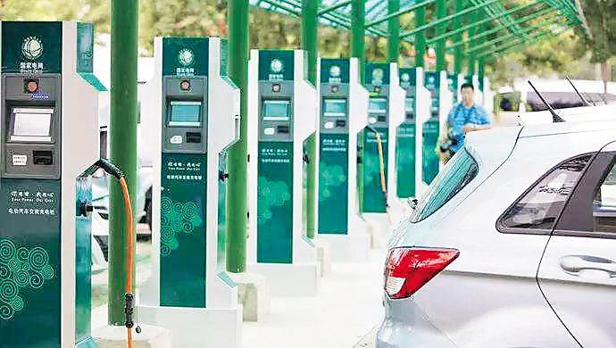 我国新能源汽车公共充电桩已超16万个