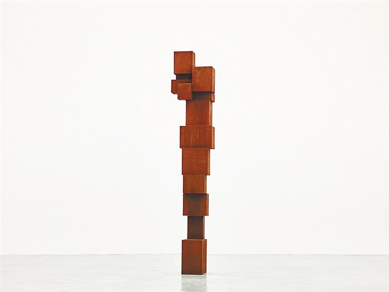 """""""来自中英的艺术家""""雕塑展开展,11件作品海口展出半年 听!雕塑正在与城市精彩对话"""