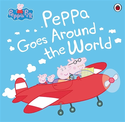 法制宣传画儿童画-《小猪佩奇》海报-海南日报数字报 小猪佩奇的超级网红之路