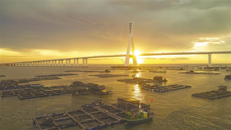 """壮丽70年 奋斗新时代   70年""""桥""""见琼州巨变 看琼州大地标志性建筑"""