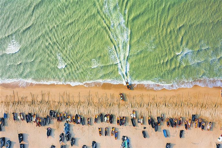 海上牧歌:用镜头捕捉海南渔民生活点滴