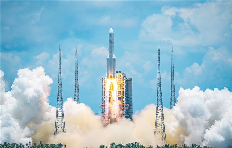 """中国首次自主火星探测任务""""观赏指南""""请收好"""