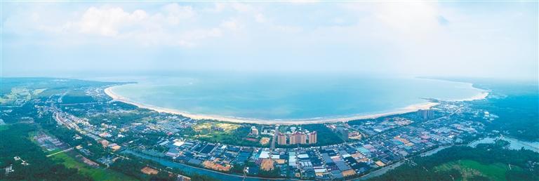 持续推进环保整治和生态修复  冯家湾重现碧海银滩