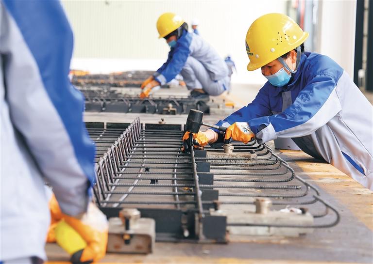 海南省装配式建筑全产业链加速形成
